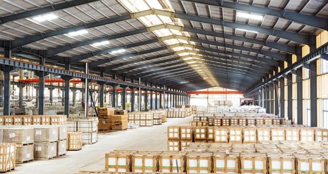 Warehousing in Griffin