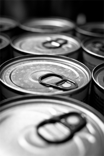 Cans & Containers