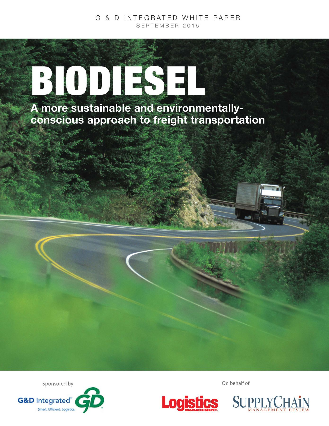 How Biodiesel Can Benefit Freight Transportation