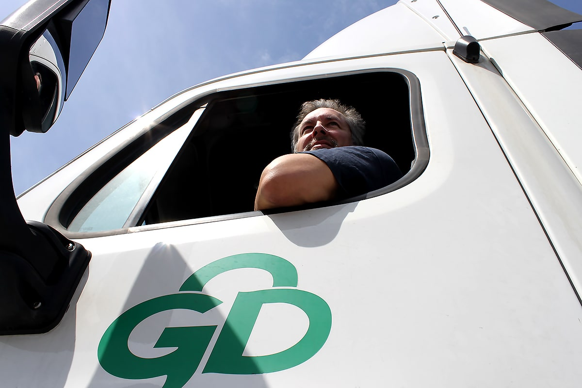 G&D Celebrates Drivers During National Truck Driver Appreciation Week