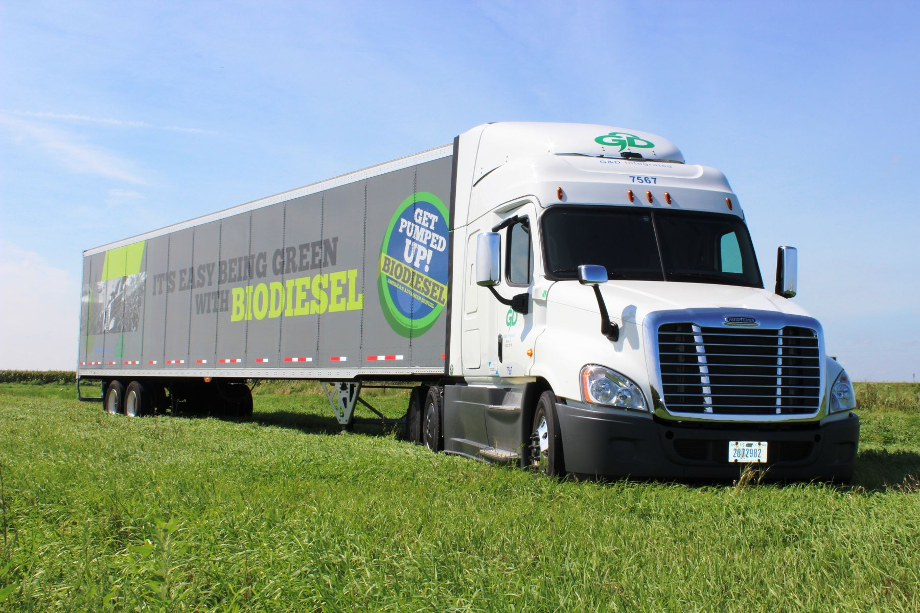 New Biodiesel Video Features G&D Integrated
