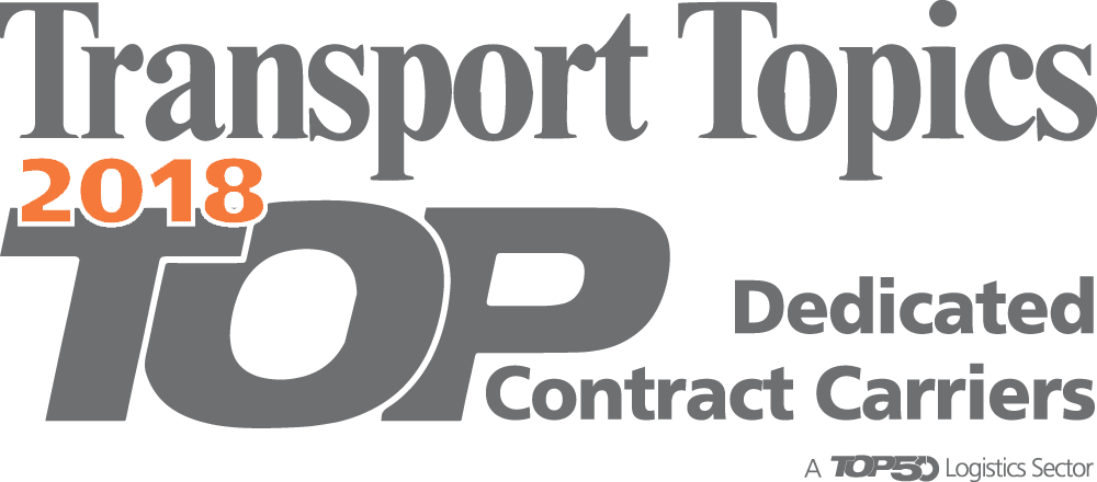 "G&D Integrated on 2018 List of ""Top 50"" Largest Dedicated Contract Carriers"